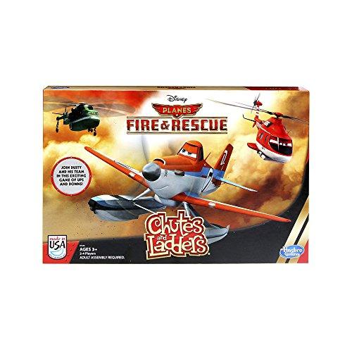 ボードゲーム 英語 アメリカ 海外ゲーム Disney Planes: Fire and Rescue Chutes and Ladders Gameボードゲーム 英語 アメリカ 海外ゲーム