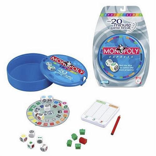 ボードゲーム 英語 アメリカ 海外ゲーム Hasbro Monopoly Expressボードゲーム 英語 アメリカ 海外ゲーム