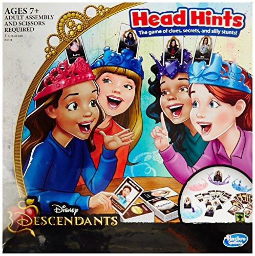 ボードゲーム 英語 アメリカ 海外ゲーム 【送料無料】Disney Descendants Head Hints Gameボードゲーム 英語 アメリカ 海外ゲーム