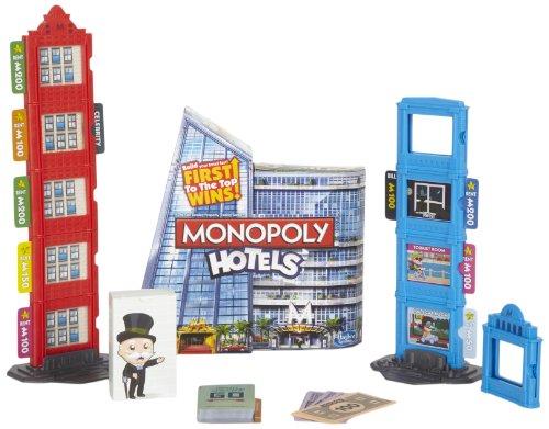 ボードゲーム 英語 アメリカ 海外ゲーム Monopoly Hotels Gameボードゲーム 英語 アメリカ 海外ゲーム