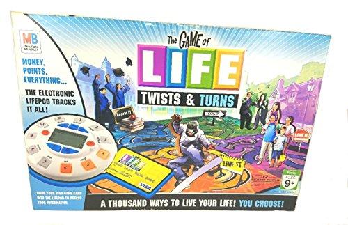 ボードゲーム 英語 アメリカ 海外ゲーム Hasbro The Game of Life: Twists & Turns Electronic Edition - Board Gameボードゲーム 英語 アメリカ 海外ゲーム