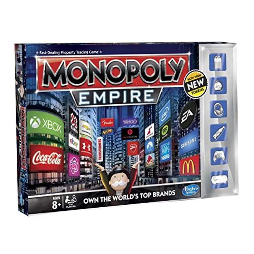 ボードゲーム 英語 アメリカ 海外ゲーム 【送料無料】Monopoly Empire Game(Discontinued by manufacturer)ボードゲーム 英語 アメリカ 海外ゲーム