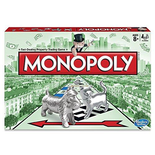 ボードゲーム 英語 アメリカ 海外ゲーム 【送料無料】Hasbro Gaming Monopoly Gameボードゲーム 英語 アメリカ 海外ゲーム