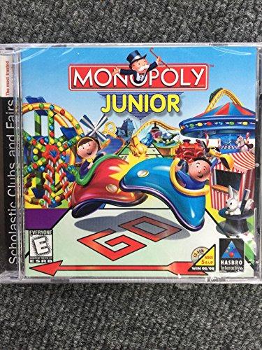 ボードゲーム 英語 アメリカ 海外ゲーム Monopoly Junior (Jewel Case)ボードゲーム 英語 アメリカ 海外ゲーム