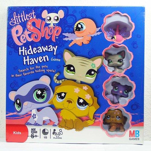 ボードゲーム 英語 アメリカ 海外ゲーム 【送料無料】Littlest Pet Shop Hideaway Haven Gameボードゲーム 英語 アメリカ 海外ゲーム
