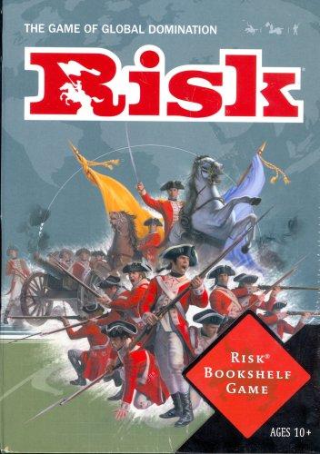 ボードゲーム 英語 アメリカ 海外ゲーム 【送料無料】Hasbro Risk Bookshelf Gameボードゲーム 英語 アメリカ 海外ゲーム
