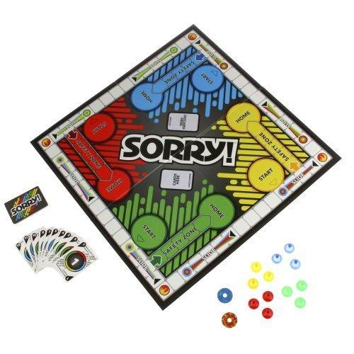 ボードゲーム 英語 アメリカ 海外ゲーム Hasbro 2013 Edition Sorry Gameボードゲーム 英語 アメリカ 海外ゲーム