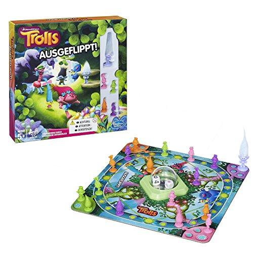 ボードゲーム 英語 アメリカ 海外ゲーム Hasbro Games B8441100?Ausg Eflippt Children's Gameボードゲーム 英語 アメリカ 海外ゲーム