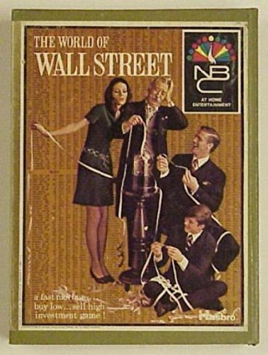 ボードゲーム 英語 アメリカ 海外ゲーム 【送料無料】The World of Wall Street 1969 Board Gameボードゲーム 英語 アメリカ 海外ゲーム