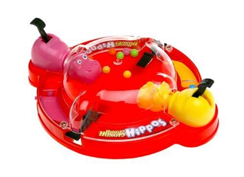 ボードゲーム 英語 アメリカ 海外ゲーム 【送料無料】Hungry Hungry Hippos Fun on the Run Gameボードゲーム 英語 アメリカ 海外ゲーム