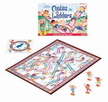 ボードゲーム 英語 アメリカ 海外ゲーム 【送料無料】Hasbro Game Chute & Laddersボードゲーム 英語 アメリカ 海外ゲーム