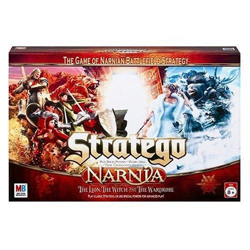 ボードゲーム 英語 アメリカ 海外ゲーム Hasbro Stratego - Chronicles of Narniaボードゲーム 英語 アメリカ 海外ゲーム