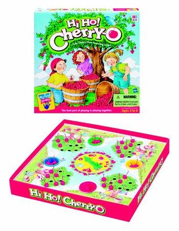 ボードゲーム 英語 アメリカ 海外ゲーム 【送料無料】8 Pack GENERAL SALES INC - HASBRO GAMES HI HO CHERRYOボードゲーム 英語 アメリカ 海外ゲーム