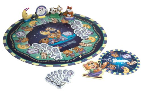 ボードゲーム 英語 アメリカ 海外ゲーム Nursery Rhyme Games: The Cat and the Fiddle Gameボードゲーム 英語 アメリカ 海外ゲーム