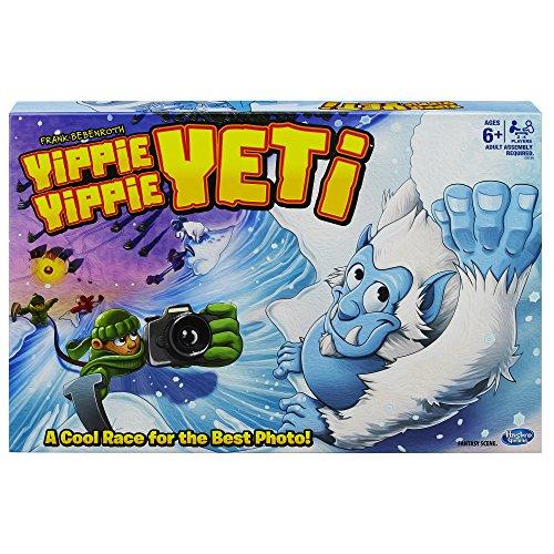 ボードゲーム 英語 アメリカ 海外ゲーム Hasbro Gaming Yippie Yippie Yeti Gameボードゲーム 英語 アメリカ 海外ゲーム