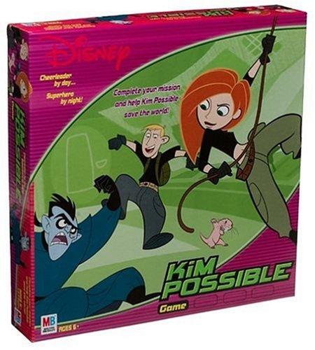 ボードゲーム 英語 アメリカ 海外ゲーム 【送料無料】Kim Possible Gameボードゲーム 英語 アメリカ 海外ゲーム