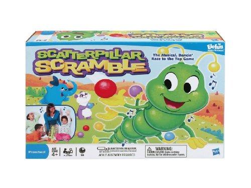 ボードゲーム 英語 アメリカ 海外ゲーム Hasbro Scatterpillar Scrambleボードゲーム 英語 アメリカ 海外ゲーム