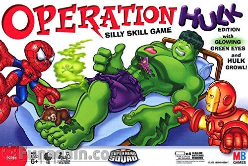 ボードゲーム 英語 アメリカ 海外ゲーム Operation Hulk Editionボードゲーム 英語 アメリカ 海外ゲーム
