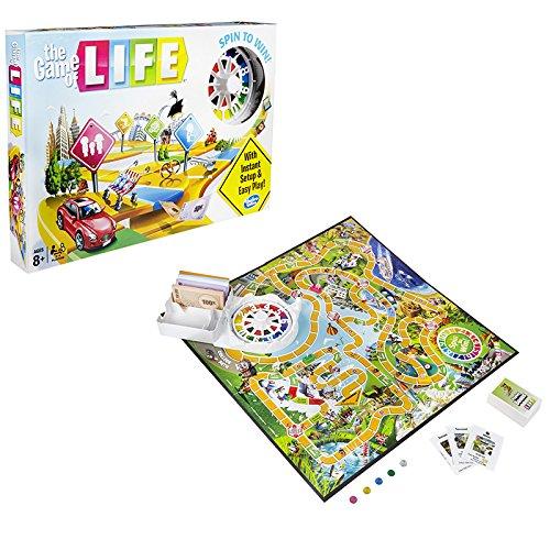 ボードゲーム 英語 アメリカ 海外ゲーム Hasbro The Game of Lifeボードゲーム 英語 アメリカ 海外ゲーム