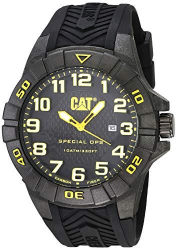 キャタピラー タフネス 腕時計 メンズ 頑丈 CATERPILLAR WATCH KARBON K2.121.21.117キャタピラー タフネス 腕時計 メンズ 頑丈