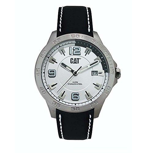 キャタピラー タフネス 腕時計 メンズ 頑丈 CATERPILLAR BOSTON MENS WATCH - AD.141.34.221, Blackキャタピラー タフネス 腕時計 メンズ 頑丈