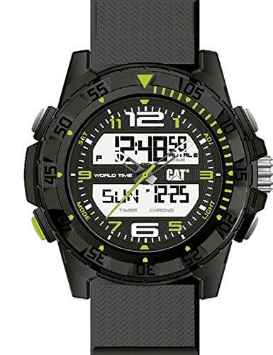 キャタピラー タフネス 腕時計 メンズ 頑丈 Caterpillar Basecamp Mens Watch MC 155 21 133キャタピラー タフネス 腕時計 メンズ 頑丈