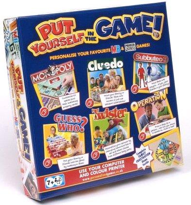 ボードゲーム 英語 アメリカ 海外ゲーム 【送料無料】Put Yourself in The Gameボードゲーム 英語 アメリカ 海外ゲーム