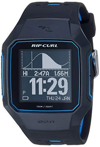 リップカール 腕時計 メンズ サーファー サーフィン 【送料無料】Rip Curl Men's SearchGPS Series 2 Quartz Sport Watch with Polyurethane Strap, Black, 25.9 (Model: A1144-BLU)リップカール 腕時計 メンズ サーファー サーフィン