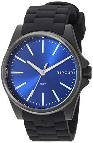 リップカール 腕時計 メンズ サーファー サーフィン Rip Curl Men's Quartz Sport Watch with Silicone Strap, Black, 22.1 (Model: A3120BLU1SZ)リップカール 腕時計 メンズ サーファー サーフィン