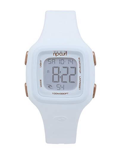リップカール 腕時計 レディース サーファー サーフィン 【送料無料】Rip Curl Women's Candy Quartz Sport Watch with Silicone Strap, White, 17 (Model: A3126G-WHI)リップカール 腕時計 レディース サーファー サーフィン