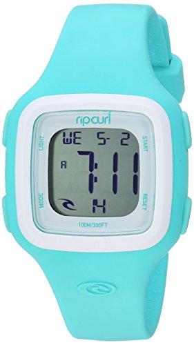 リップカール 腕時計 レディース サーファー サーフィン 【送料無料】Rip Curl Women's Candy Quartz Sport Watch with Silicone Strap, Green, 17 (Model: A3126G-MNW)リップカール 腕時計 レディース サーファー サーフィン