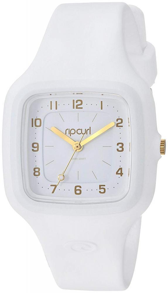 リップカール 腕時計 レディース サーファー サーフィン Rip Curl Women's Candy Quartz Sport Watch with Silicone Strap, White, 16 (Model: A3089G-WHI)リップカール 腕時計 レディース サーファー サーフィン