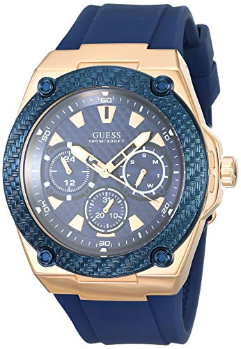 ゲス GUESS 腕時計 メンズ Watch Guess Men's Legacy Watch Quartz Mineral Crystal W1049G2 W1049G2ゲス GUESS 腕時計 メンズ