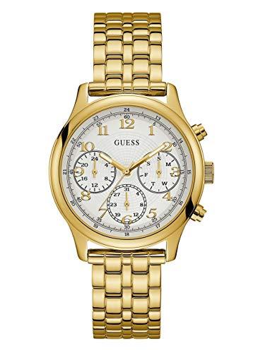ゲス GUESS 腕時計 メンズ GUESS Factory Men's Gold-Tone Unisex Multifunction Watchゲス GUESS 腕時計 メンズ