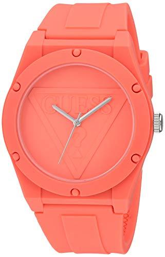 ゲス GUESS 腕時計 メンズ 【送料無料】GUESS Japanese Quartz Watch with Silicone Strap, Orange, 23.1 (Model: U0979L25)ゲス GUESS 腕時計 メンズ
