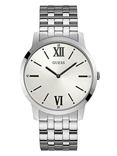 ゲス GUESS 腕時計 メンズ Guess Gents Estate Watch W1073G1 White Manゲス GUESS 腕時計 メンズ
