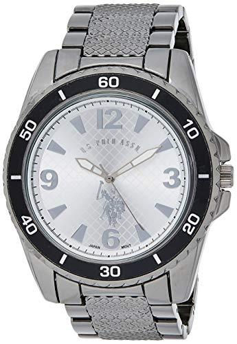 ユーエスポロアッスン 腕時計 メンズ U.S. Polo Assn. Classic Men's USC80257 Analog Display Analog Quartz Two Tone Watchユーエスポロアッスン 腕時計 メンズ