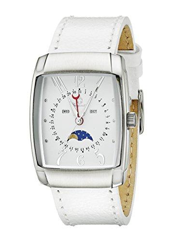 ブルゲルマイスター ドイツ高級腕時計 メンズ Burgmeister Men's BM612-186 Analog Display Quartz White Watchブルゲルマイスター ドイツ高級腕時計 メンズ