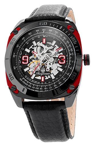 ブルゲルマイスター ドイツ高級腕時計 メンズ 【送料無料】Burgmeister gents automatic watch Bergen, BM526-612Aブルゲルマイスター ドイツ高級腕時計 メンズ