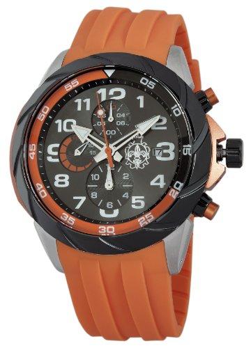腕時計 ブルゲルマイスター メンズ ドイツ高級腕時計 【送料無料】Burgmeister Men's BM702-124 Havana Chronograph Watch腕時計 ブルゲルマイスター メンズ ドイツ高級腕時計