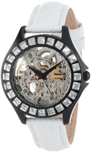 ブルゲルマイスター ドイツ高級腕時計 レディース 【送料無料】Burgmeister Women's BM520-606 Merida Analog Automatic Watchブルゲルマイスター ドイツ高級腕時計 レディース