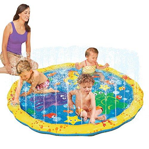 プール ビニールプール ファミリープール オーバルプール 家庭用プール 【送料無料】Sprinkle 'N Splash Water Play Matプール ビニールプール ファミリープール オーバルプール 家庭用プール