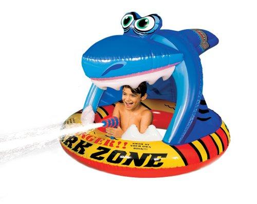 プール ビニールプール ファミリープール オーバルプール 家庭用プール BANZAI Battle Blast Shark Attackプール ビニールプール ファミリープール オーバルプール 家庭用プール