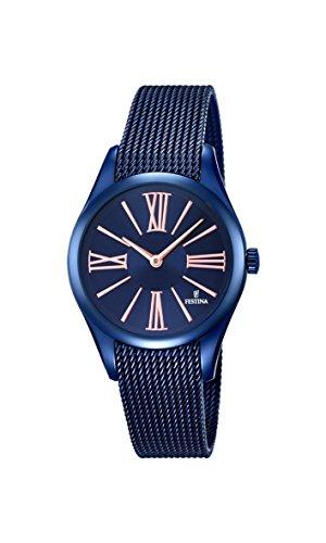 フェスティナ フェスティーナ スイス 腕時計 メンズ 【送料無料】Festina Klassik F16963/1 Wristwatch for women Design Highlightフェスティナ フェスティーナ スイス 腕時計 メンズ