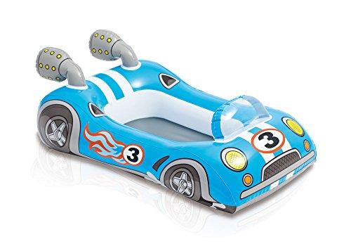 フロート プール 水遊び 浮き輪 【送料無料】Intex 59380EP The Wet Set Inflatable Pool Cruiser, Carフロート プール 水遊び 浮き輪