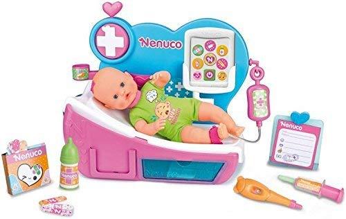 ネヌコ 赤ちゃん 人形 ベビー人形 おままごと Nenuco Doctor Set Why Is Baby Crying?ネヌコ 赤ちゃん 人形 ベビー人形 おままごと