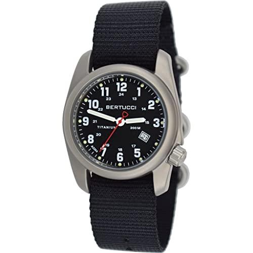 ベルトゥッチ 逆輸入 海外モデル 海外限定 アメリカ直輸入 Bertucci Men's 12022 A-2T Original Classics Durable Titanium Field Watchベルトゥッチ 逆輸入 海外モデル 海外限定 アメリカ直輸入