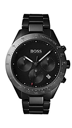 ヒューゴボス 高級腕時計 メンズ 【送料無料】Hugo Boss Black Ceramic Watch-1513581ヒューゴボス 高級腕時計 メンズ