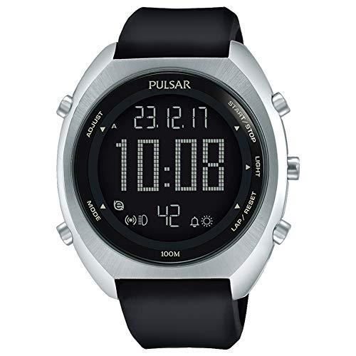 パルサー SEIKO セイコー 腕時計 メンズ P5A023X1 Pulsar Mens Digital Watchパルサー SEIKO セイコー 腕時計 メンズ