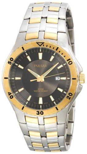パルサー SEIKO セイコー 腕時計 メンズ 【送料無料】Pulsar Men's PXDB24 Sport Two-Tone Stainless Steel Watchパルサー SEIKO セイコー 腕時計 メンズ